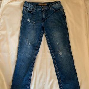 Boy's Joe's Distressed Jeans